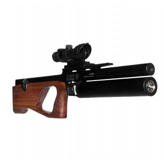 PCP винтовка Cricket Colibri WB (орех) 5,5 мм