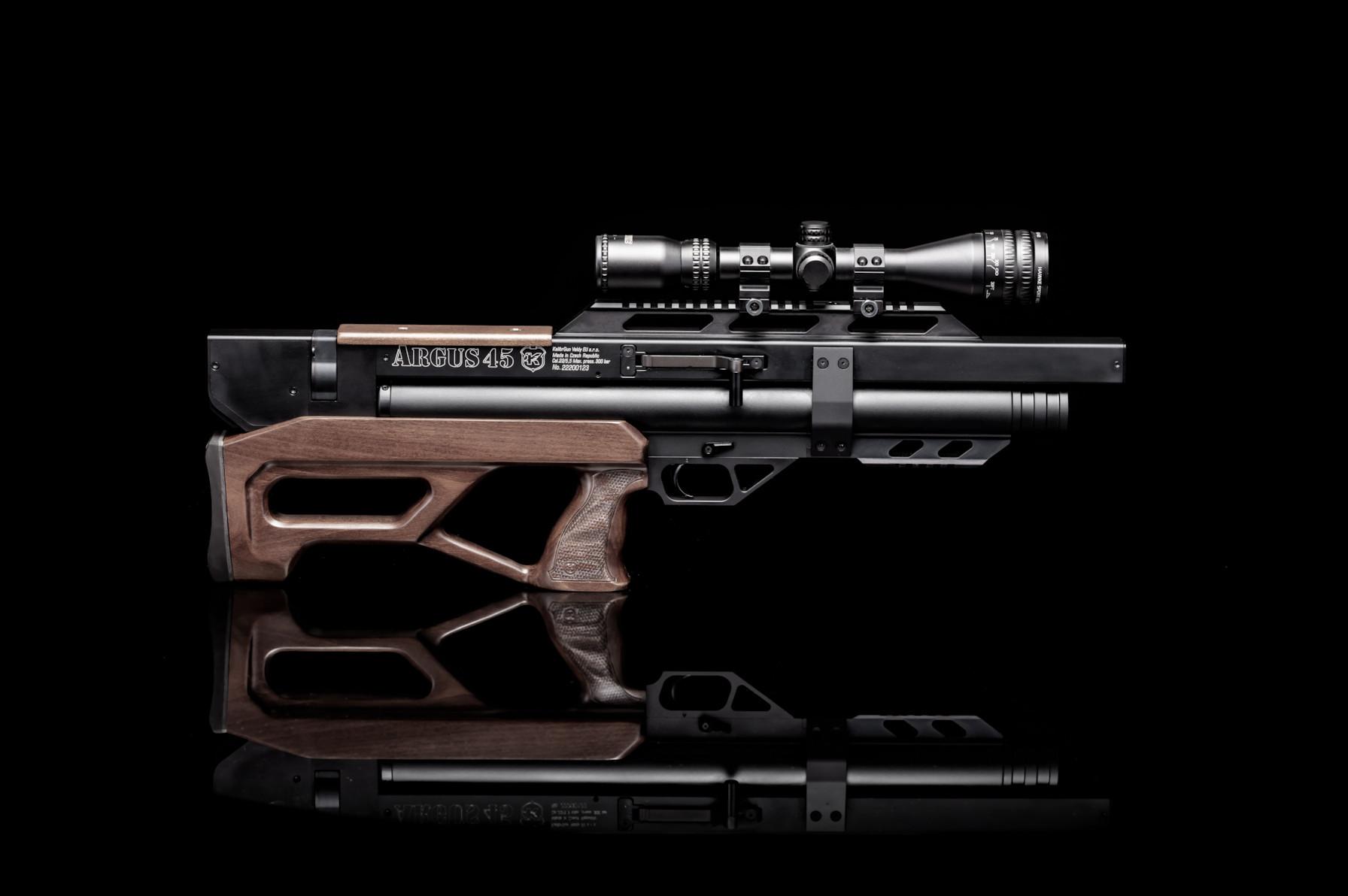 винтовка Cricket Argus 45 W 5,5 мм