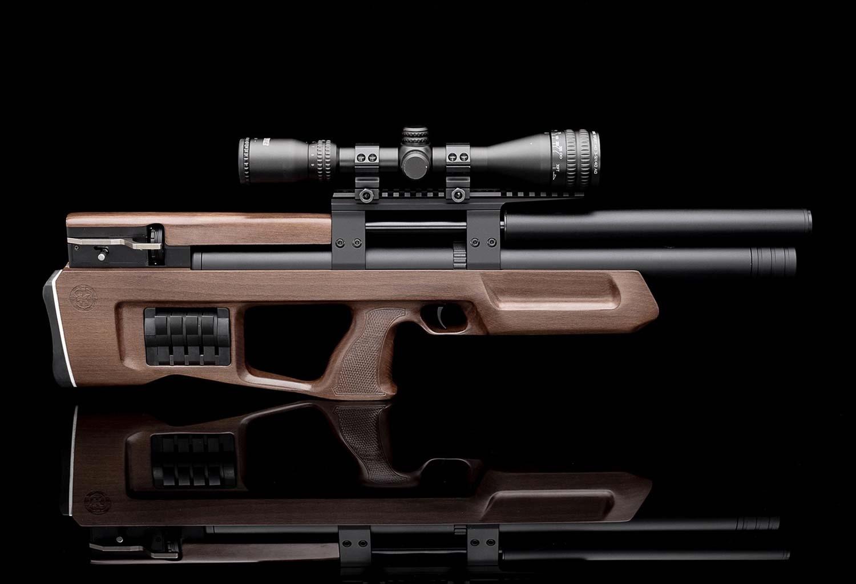 винтовка Cricket Compact WB (орех) 4,5 мм