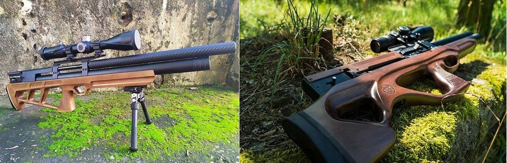 сравнение винтовок cricket